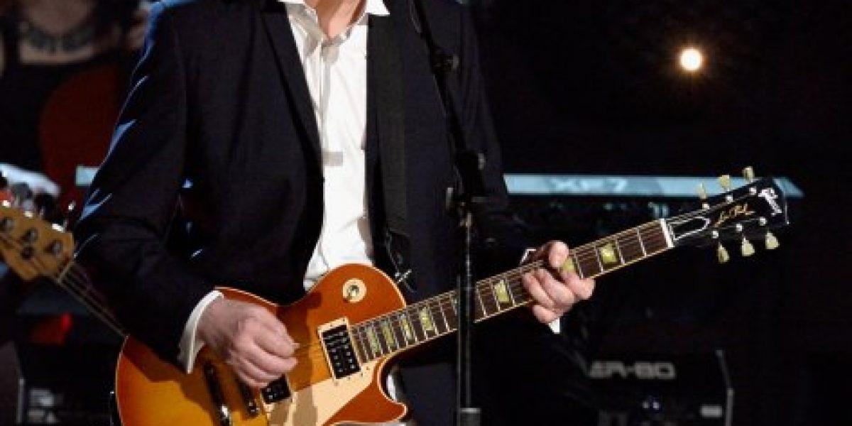 VIDEO: ¿Por qué a Paul McCartney no quiso seguir bailando en los Grammy?