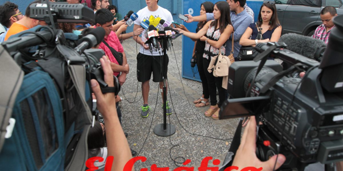 Nacho González explicó su incidente: