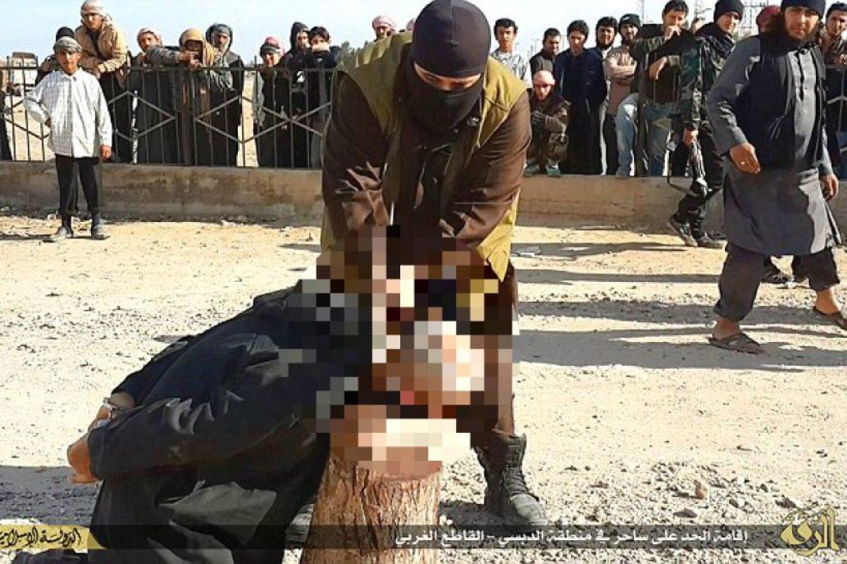 Foto:Estado Islámico. Imagen Por: