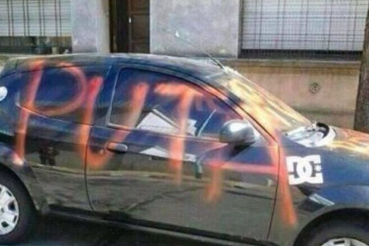 Artista callejero, obvio. Foto:Facebook. Imagen Por: