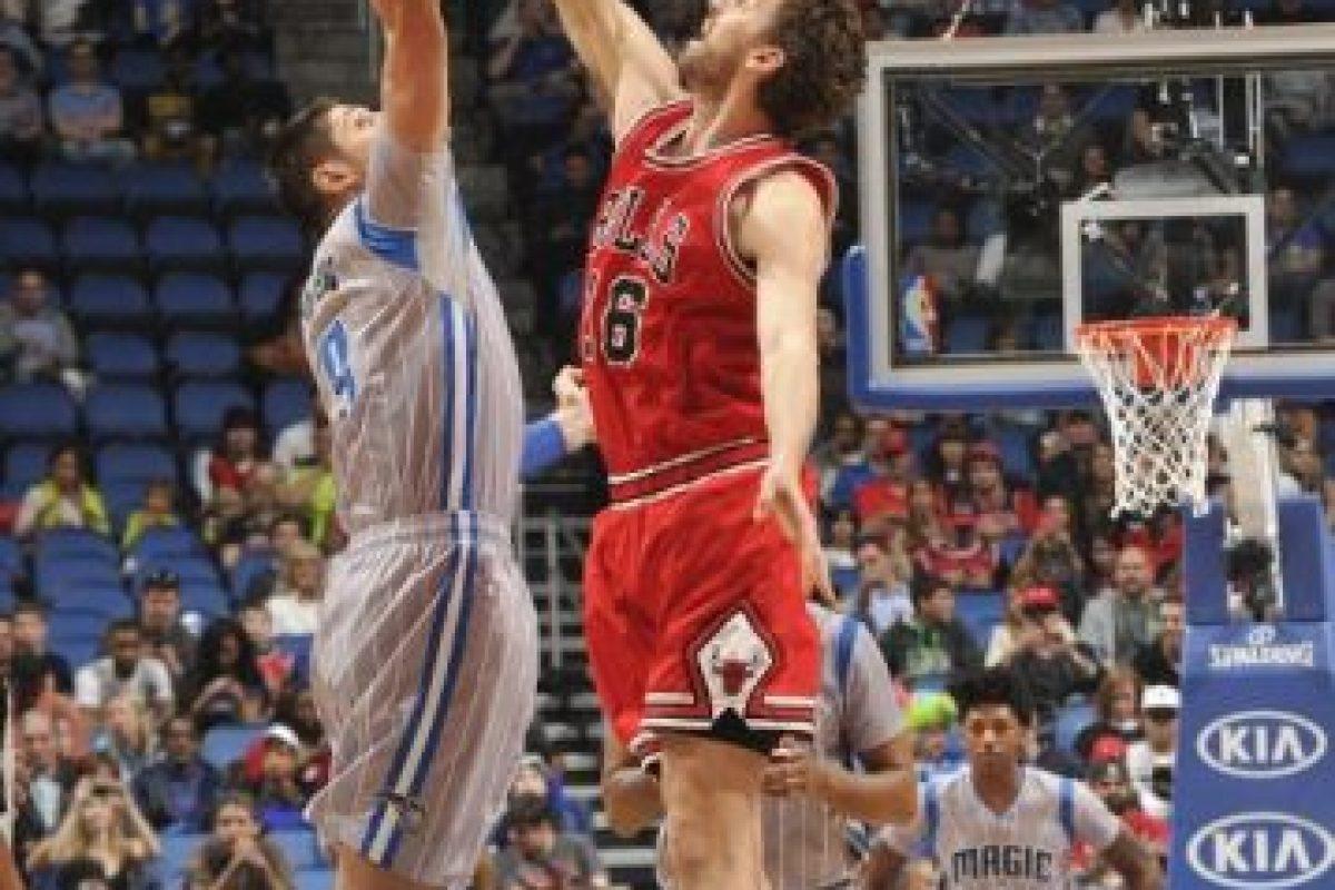 Marc y Pau se convertirán en los primeros hermanos que juegan el All-Star Game de la NBA Foto:AFP. Imagen Por: