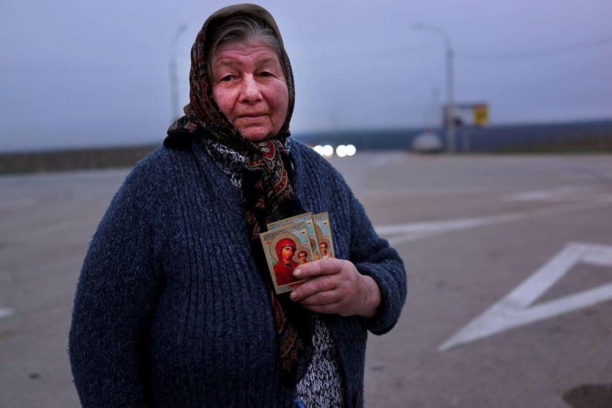 Los ucranianos piden el fin de la guerra. Foto:Getty Images. Imagen Por:
