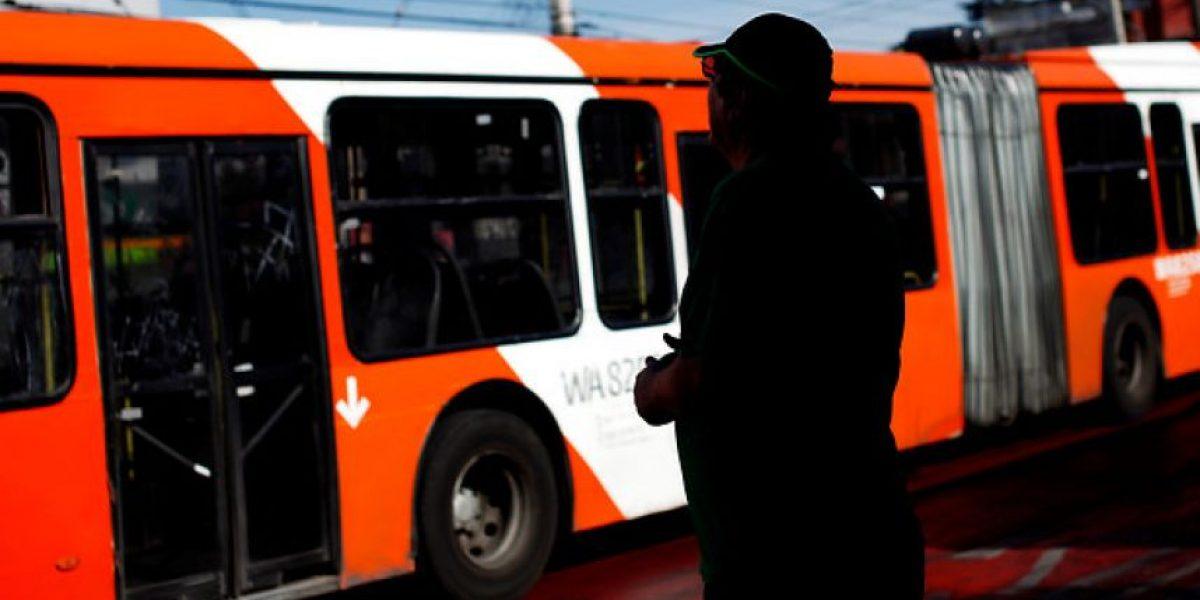 Anuncian nuevas vías exclusivas para Transantiago