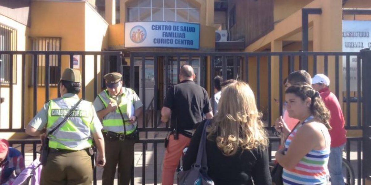 Minsal descarta caso de ébola en Curicó