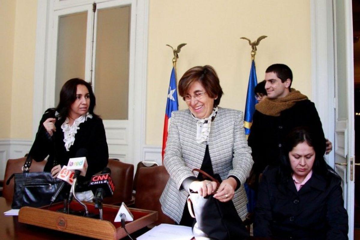 Colocolina Foto:Agencia Uno. Imagen Por:
