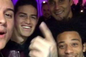 Se divirtió junto a Marcelo, Keylor Navas y otros amigos más. Foto:instagram.com/kevinroldankr. Imagen Por: