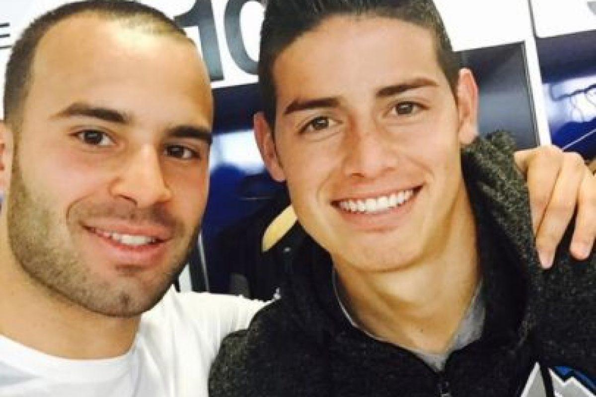 Jesé Rodríguez le deseó una pronta recuperación. Foto:twitter.com/JeseRodriguez10. Imagen Por:
