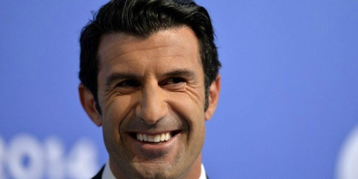 Sin Mayne-Nicholls: FIFA aprueba candidaturas de Blatter, al Hussein, Figo y van Praag