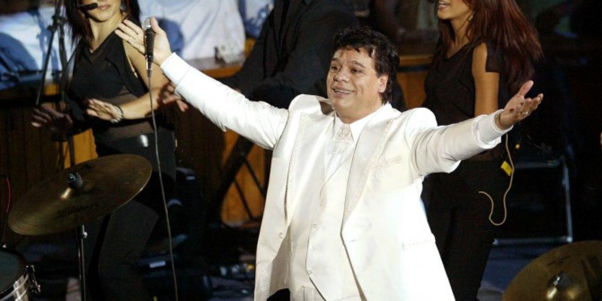 Juan Gabriel lanza su disco