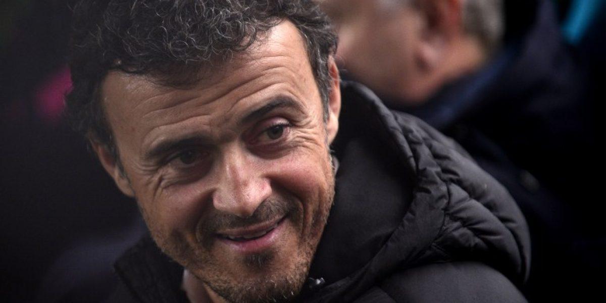 Luis Enrique elogió a Claudio Bravo y al resto de los arqueros del Barça