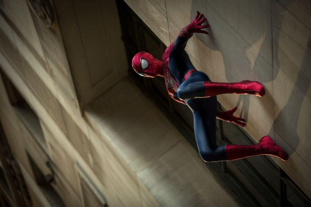 . Imagen Por: Facebook/Spiderman