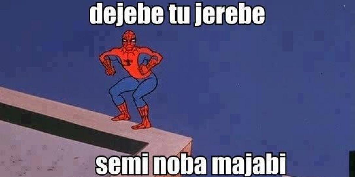¡Qué risa! Redes sociales reaccionan a la reunión de Spider-Man y Avengers