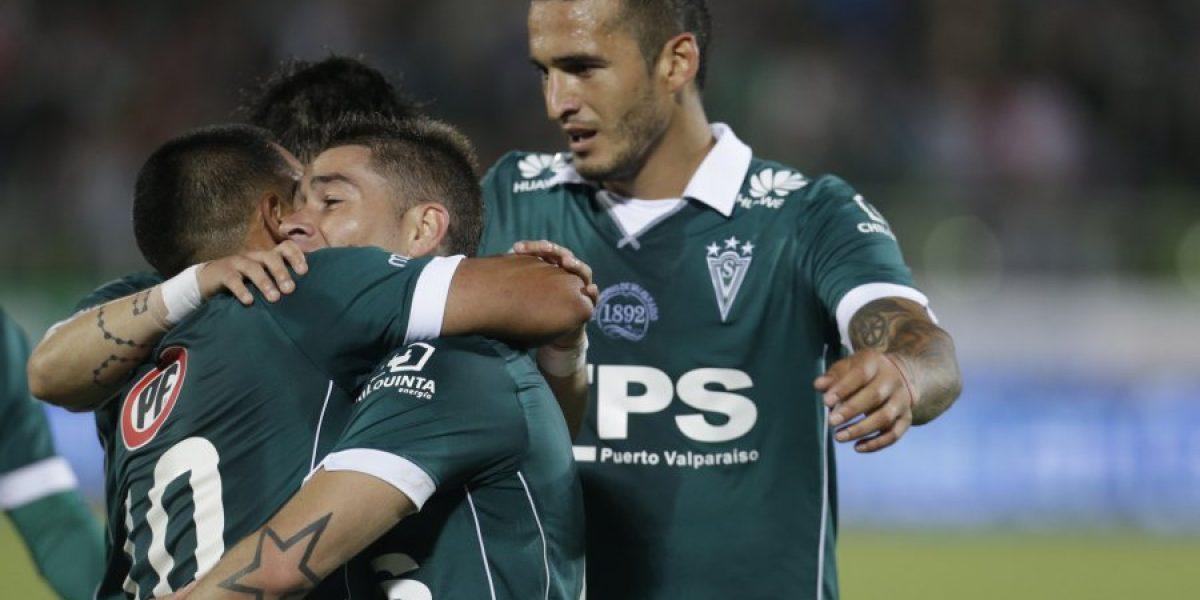 Problemas para Astorga: Jorge Luna será baja en Wanderers tras sufrir desgarro