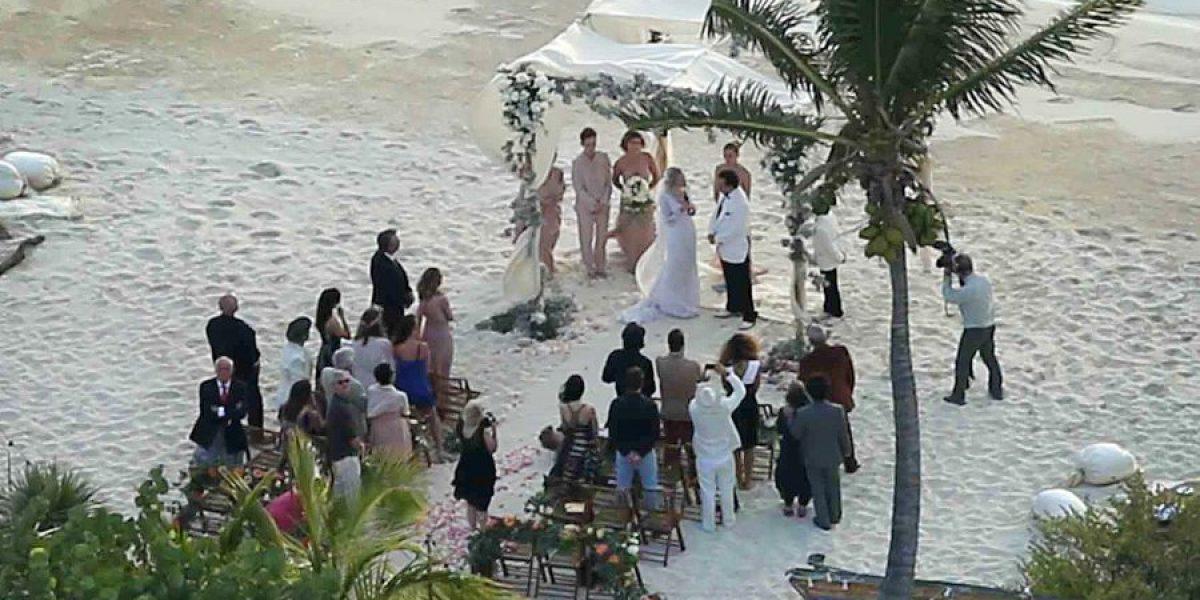 Galería: Así fue la exclusiva y romántica boda de Johnny Depp y Amber Heard