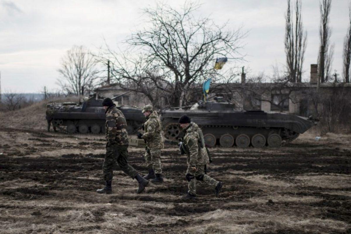 La guerra no dado tregua. Foto:AP. Imagen Por: