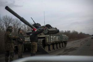 Rusia no quiere ceder. Foto:AP. Imagen Por: