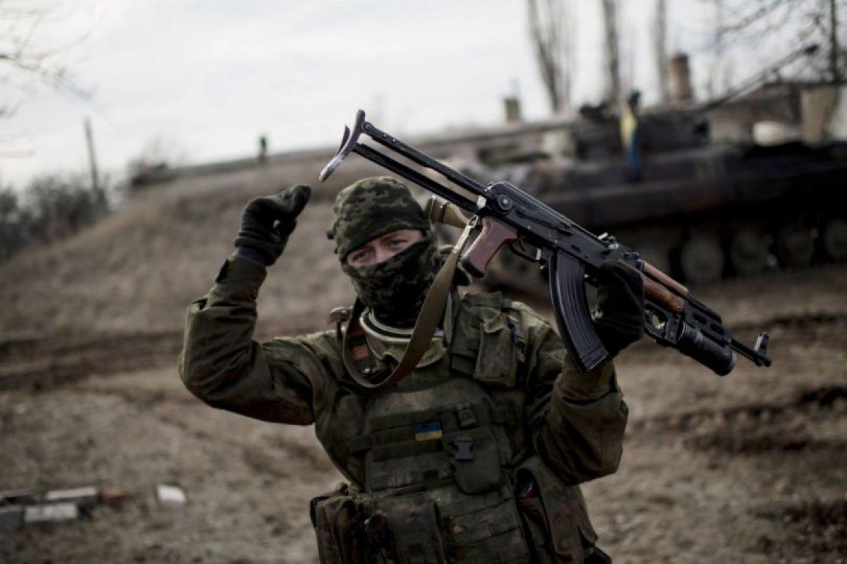Buscan un pacto por la paz. Foto:AP. Imagen Por: