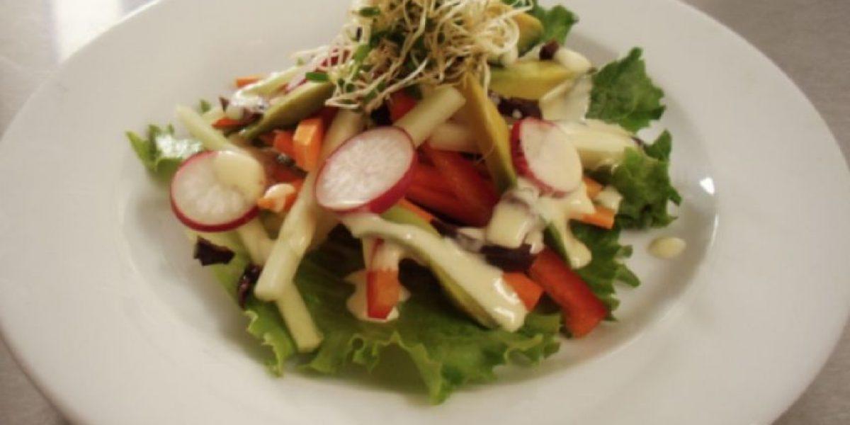 Conozcan la ensalada que cura la disfunción eréctil