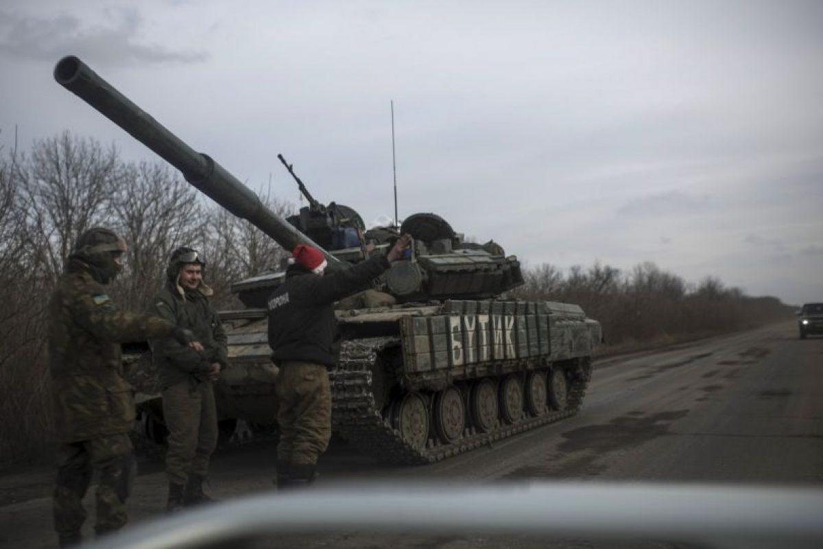Más de cinco mil personas han muerto durante el conflicto. Foto:AP. Imagen Por:
