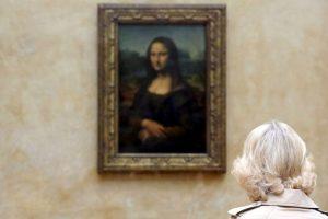 Su obra más conocida es La Mona Lisa. Foto:Getty Images. Imagen Por: