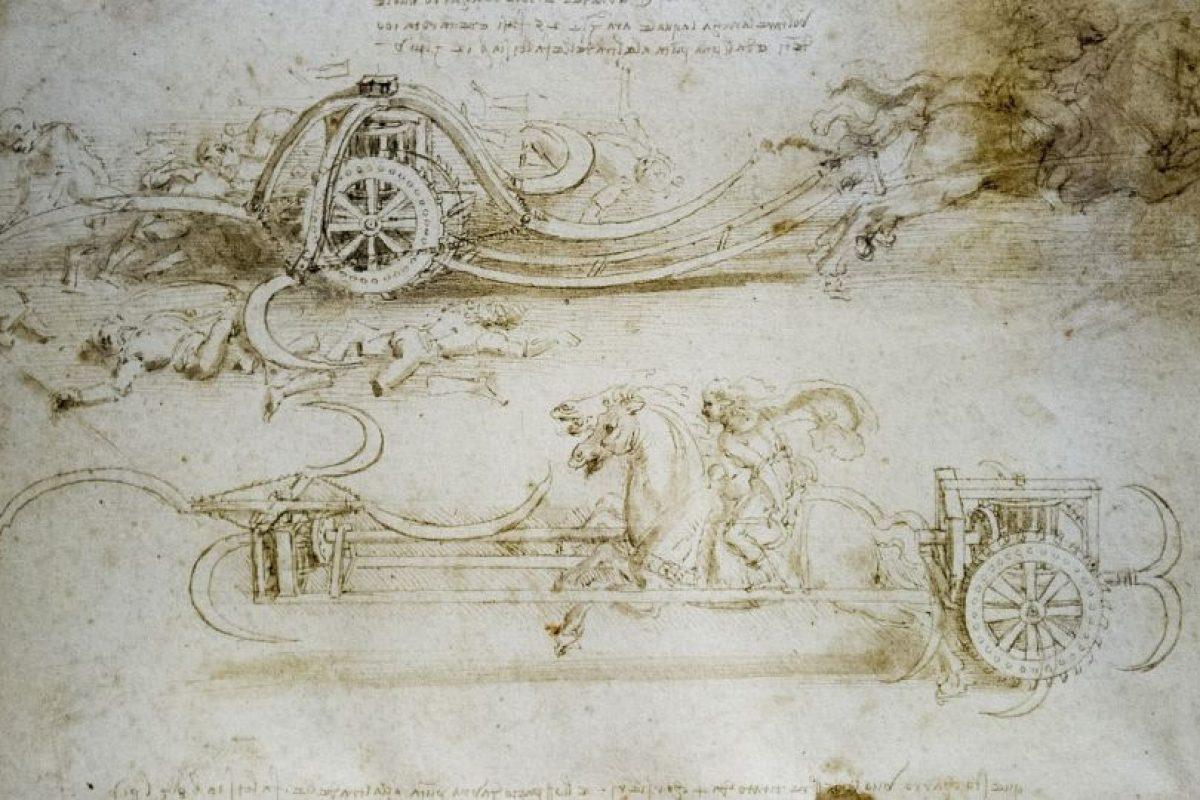 Leonardo fue un gran inventor. Foto:Getty Images. Imagen Por: