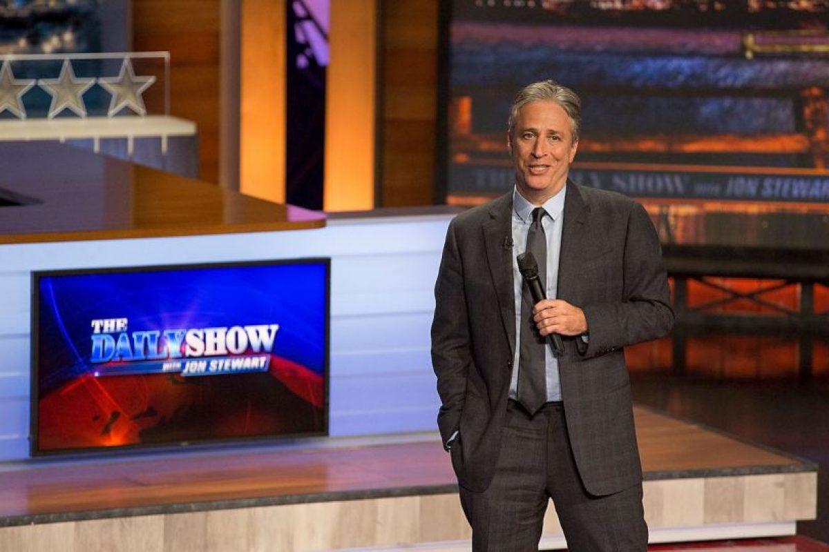 Trabajaba en el canal de cable Comedy Central desde 1991 Foto:Getty Images. Imagen Por: