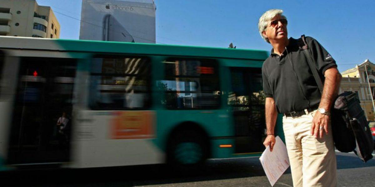 Transantiago: aumentan el horario de siete vías exclusivas