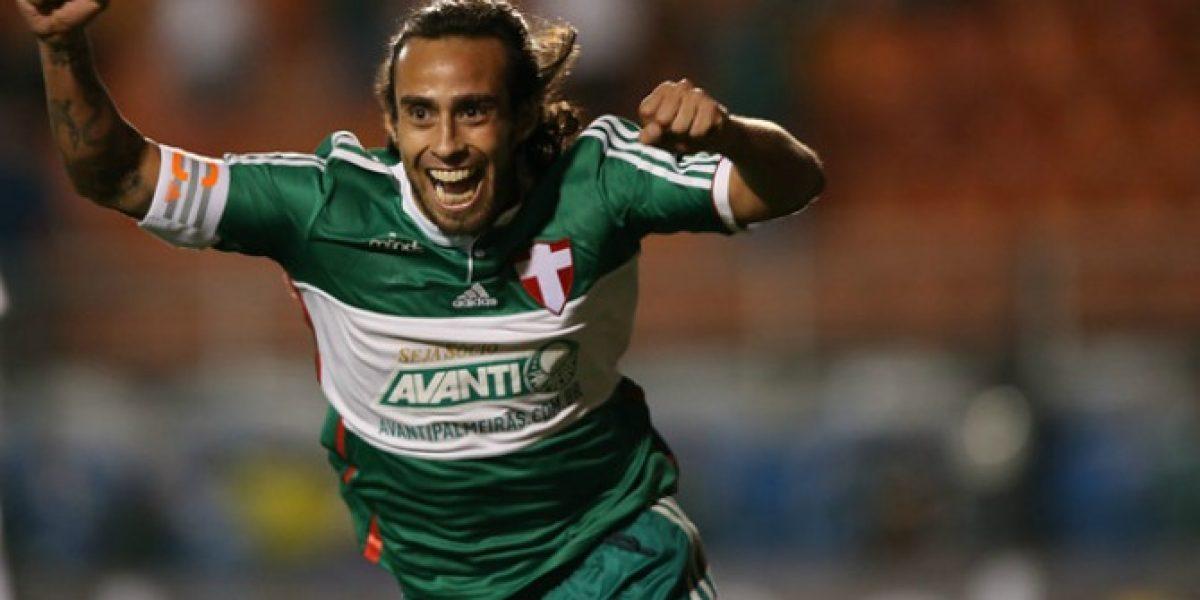 Técnico de Palmeiras confirmó fecha de regreso de Valdivia a las canchas
