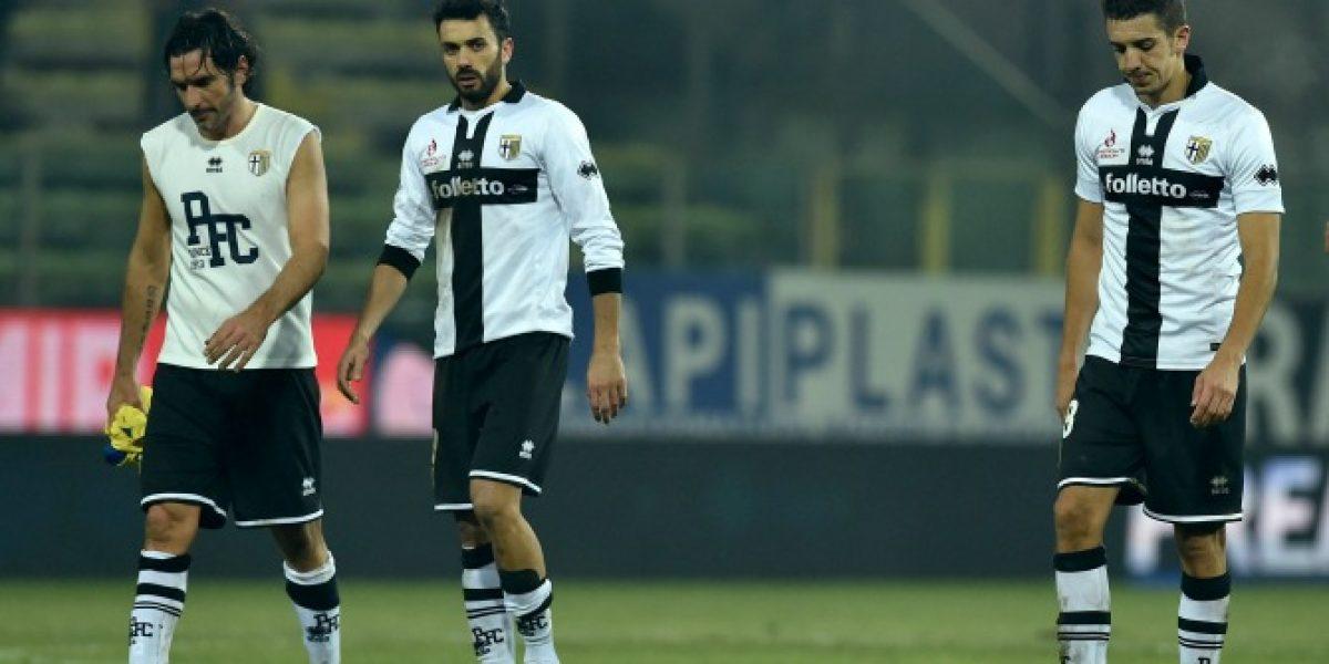 El Parma de Jorquera suma nueva derrota y parece destinado a descender