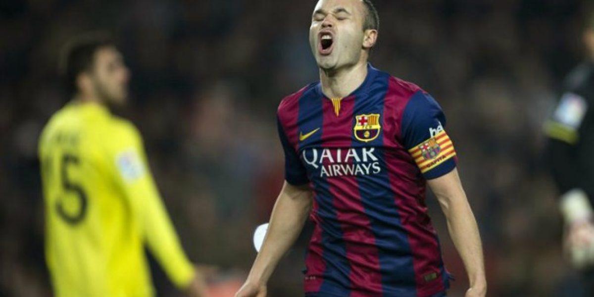 Pese a error de Ter Stegen, el Barça ganó y quedó a un paso de la final de Copa del Rey