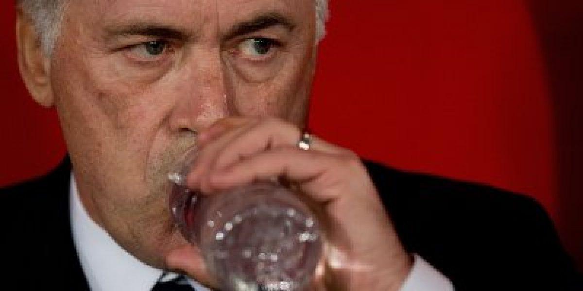 Dos grandes de Europa tientan a Carlo Ancelotti para que