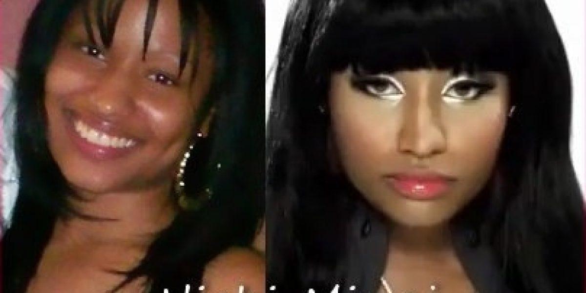 FOTOS: ¿Se operó? Nicki Minaj no tenía el gran trasero que ahora le conocemos