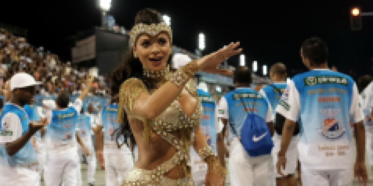 Río de Janeiro prevé la visita de cerca de 900.000 turistas para el carnaval