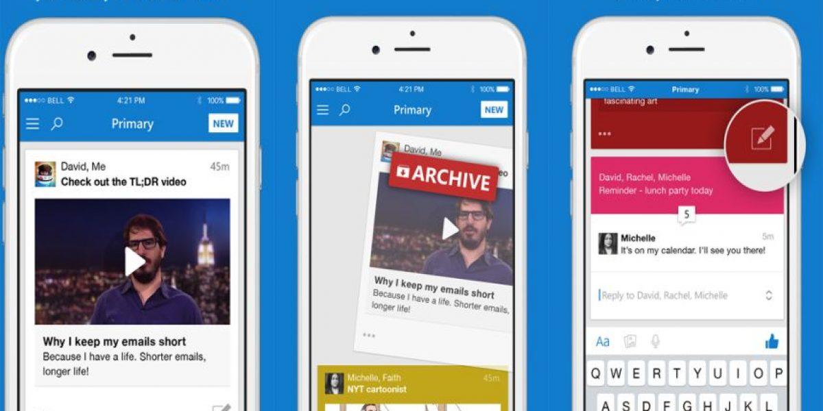 Con esta App podrás enviar correos en sólo 30 palabras