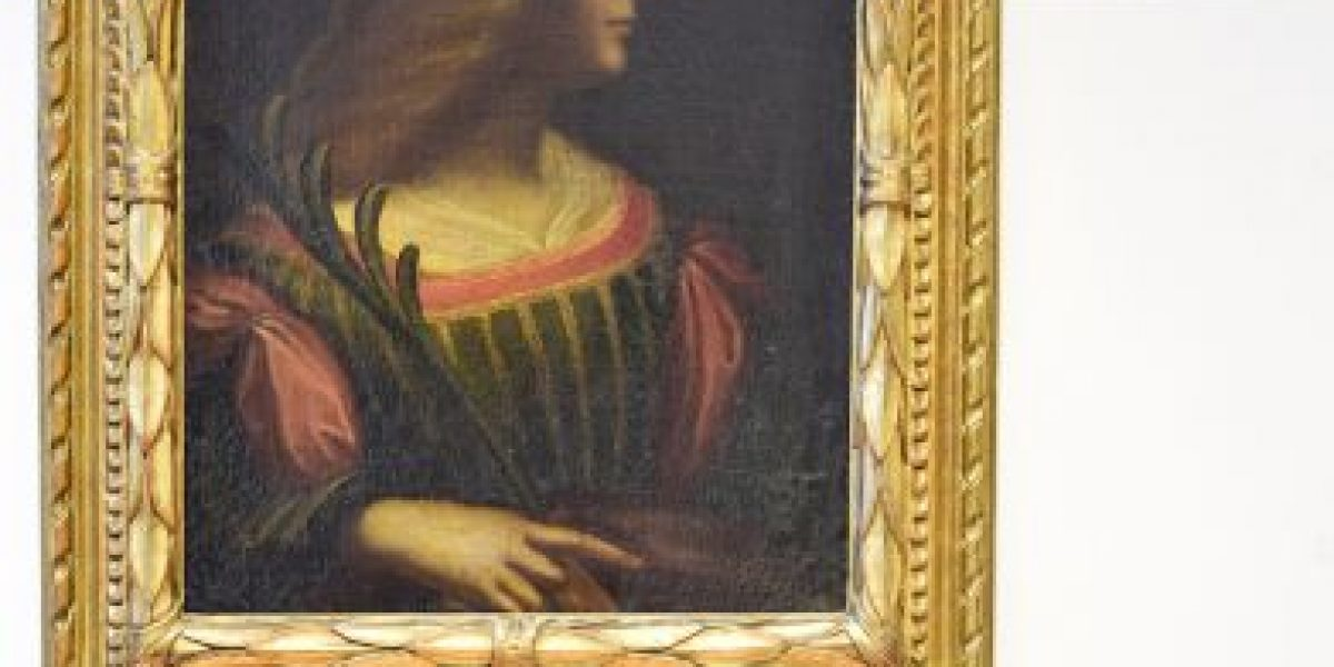 Recuperan pintura de Da Vinci perdida desde hace más de cinco siglos