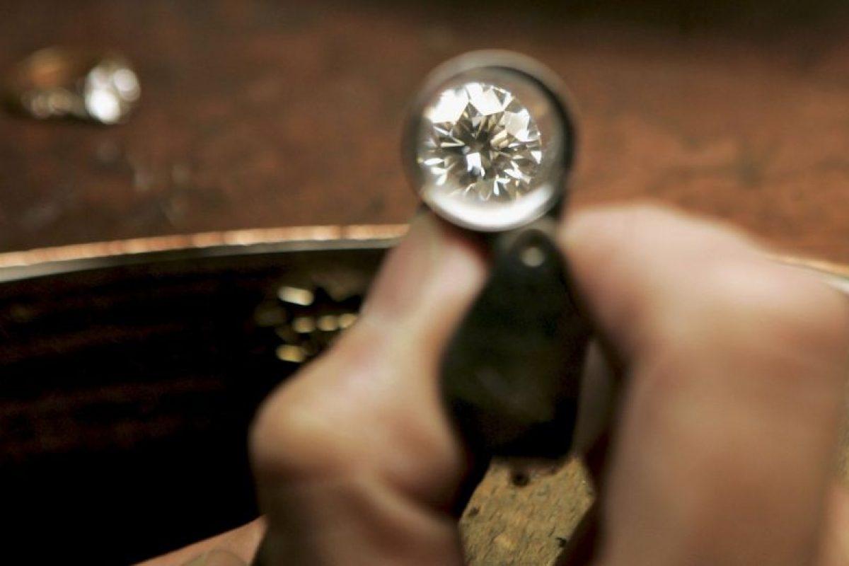 Este encontró el diamante tras asistir al parque dos días después de que se sucitarán intensas lluvias. Foto:Getty. Imagen Por: