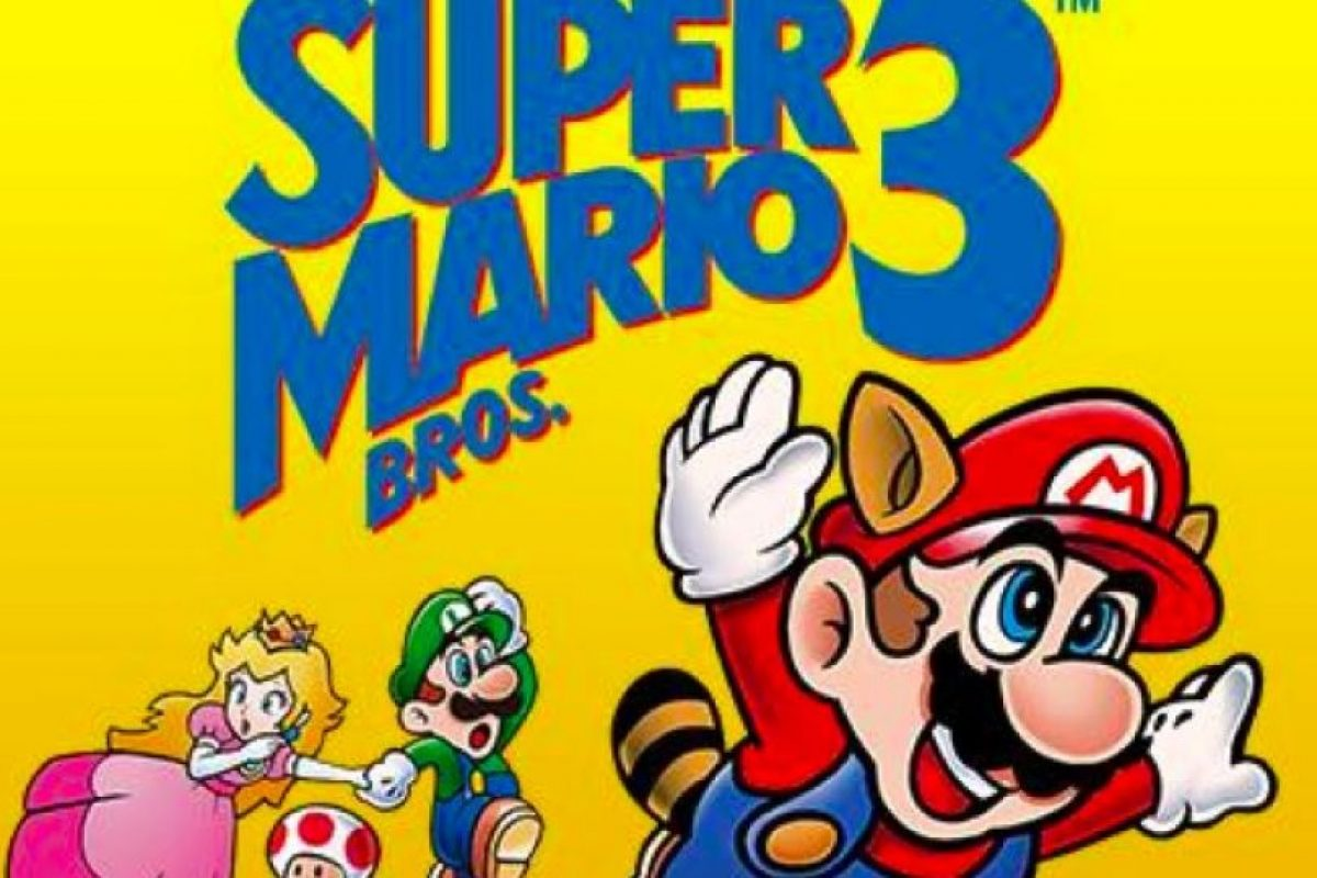 Super Mario Bros. 3 cumple 25 años de su lanzamiento. Foto:Nintendo. Imagen Por: