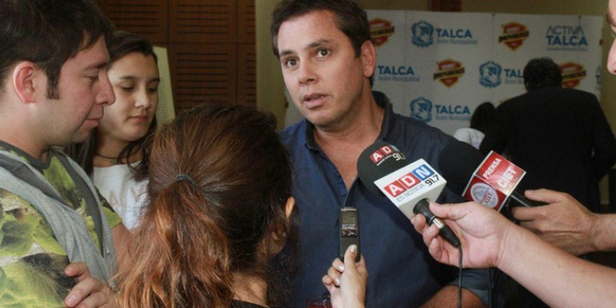 La singular solicitud del público de Talca a Viñuela
