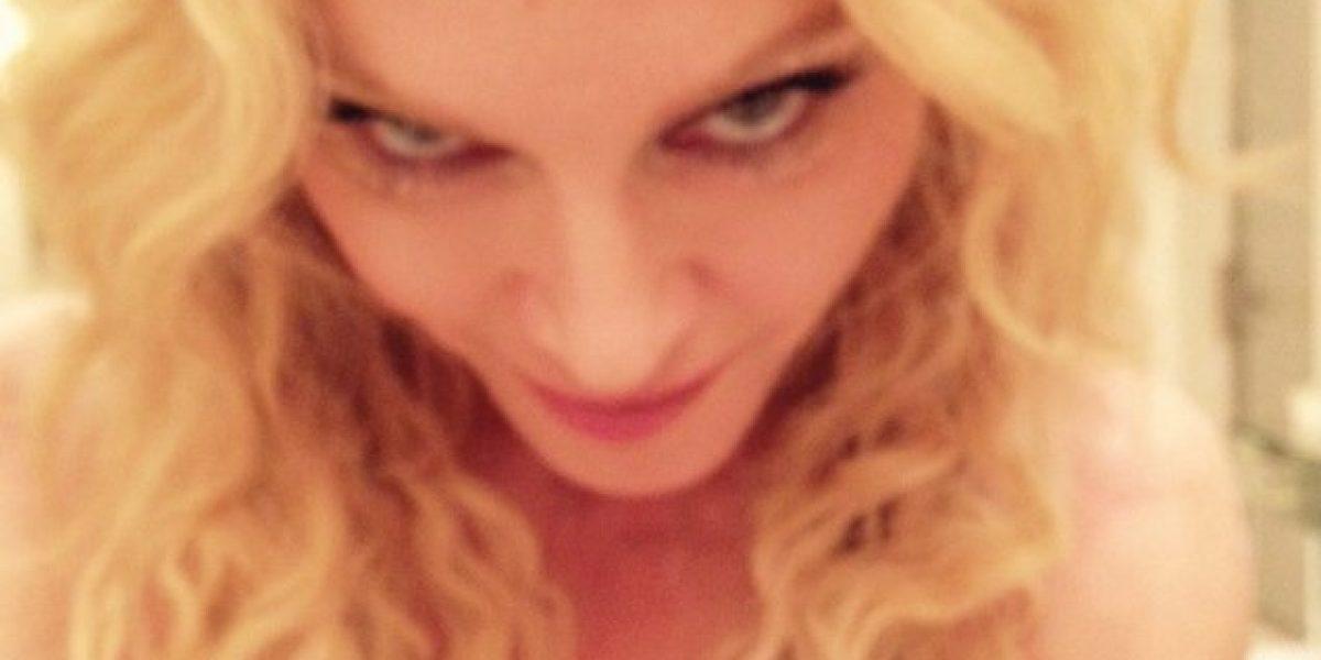 Madonna sorprende con una irreverente publicación en Instagram