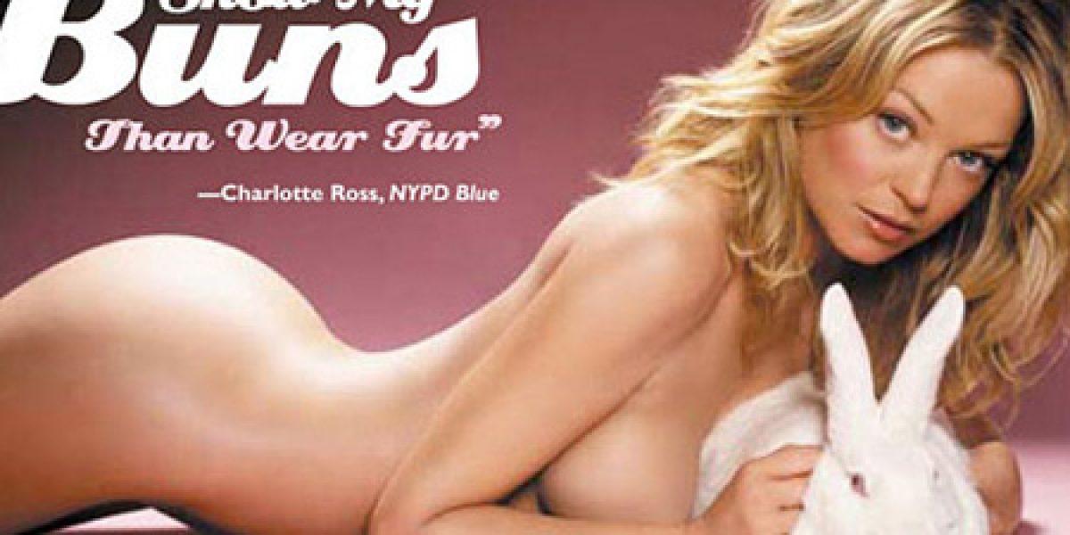 FOTOS: Pink se desnuda por una buena causa