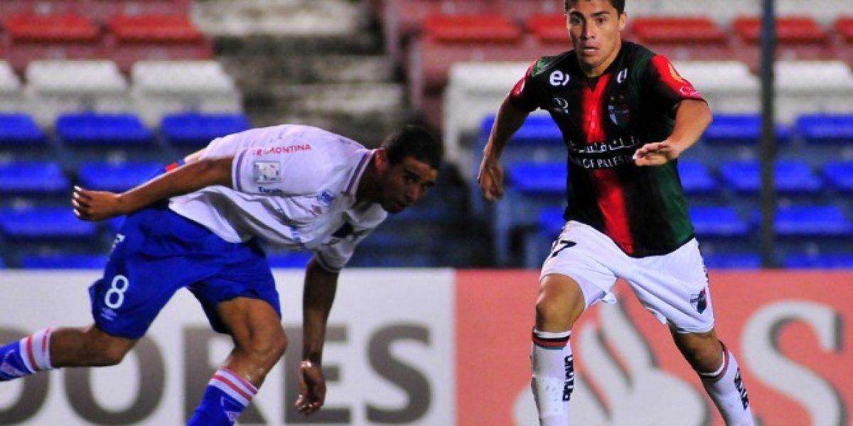 Histórico: Palestino avanza a la fase grupal de la Libertadores tras eliminar a Nacional