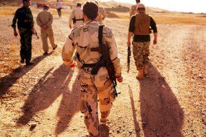 """4. """"Saludamos a las mujeres y hombres que buscan derrotar a ISIS"""" Foto:Getty Images. Imagen Por:"""
