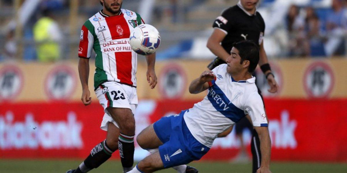 Buenas noticias: La UC recuperó a Cristián Álvarez para el duelo ante O