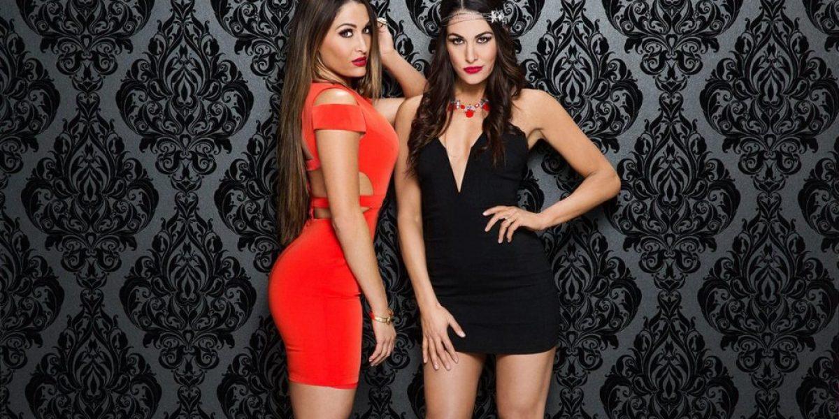 FOTOS: Las postales más sexis de las divas de la WWE para el Día de San Valentín