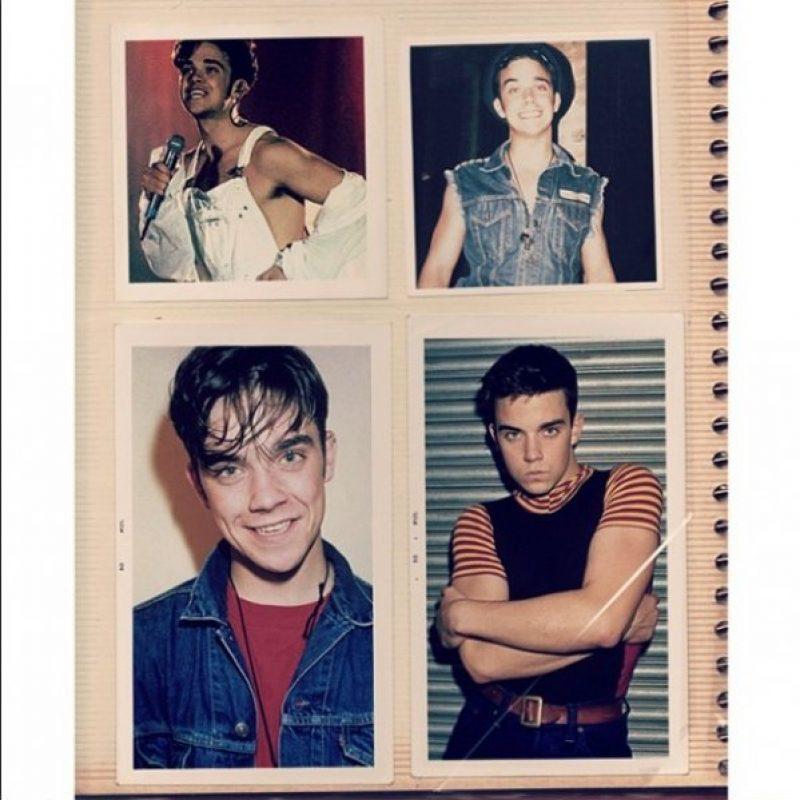 . Imagen Por: Instagram/Robbie Williams