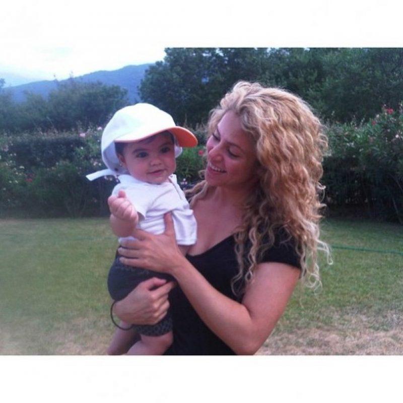 . Imagen Por: Instagram/Shakira