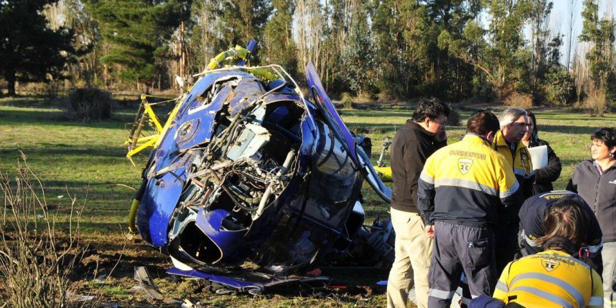 Ex embajador chileno muere en accidente de helicóptero en Los Ángeles