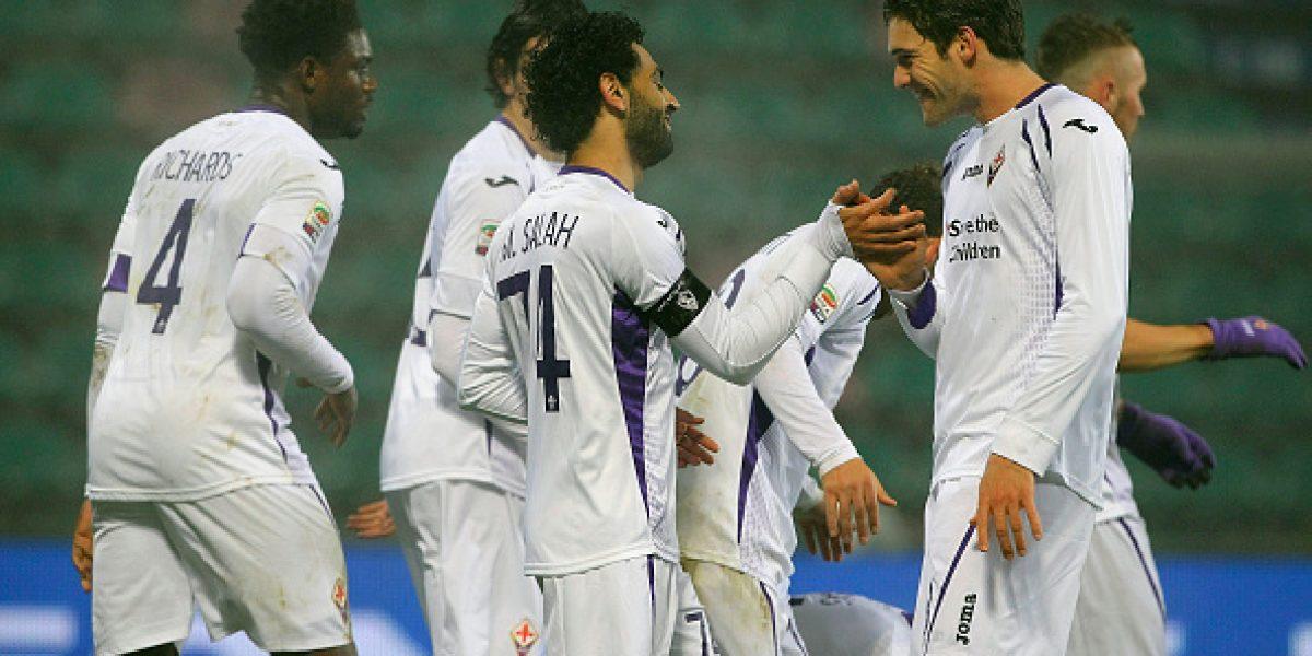 Pizarro y Fernández extienden los festejos junto a Fiorentina