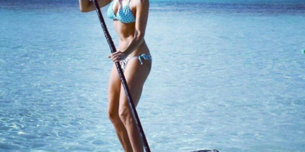 FOTOS: ¡Enseñó de más! Esta actriz tuvo un penoso accidente con su escote