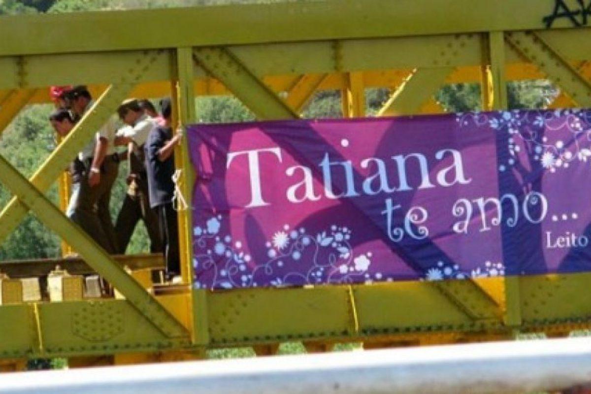 Siempre vemos esto en los puentes Foto:Tumblr.com/tagged-amor-cursi. Imagen Por: